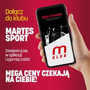 Dołącz do Klubu Martes Sport